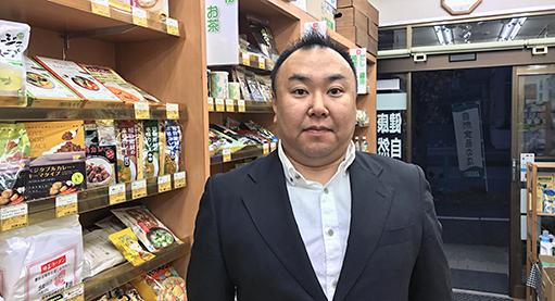代表取締役 岡崎 聖祈